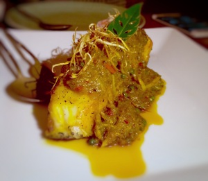 Spicy Cod Fish