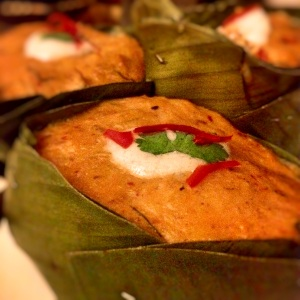 Steamed Curry Fish Cake Otak Otak