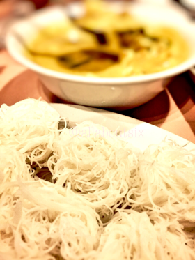 The only sidekick you'll ever need.. the humble rice vermicelli.