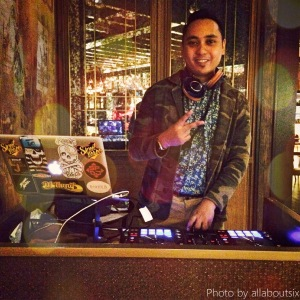 Kudos to the DJ! Great music!